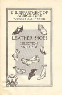 Leather Shoes - Selection and Care
